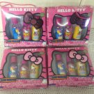 Party Lot Hello Kitty Cotton Candy Scented Bath Time Set Body Lotion Mist Wash
