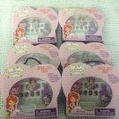 Lot Party Favor Set Strawberry Shortcake Nail Kit Set Polish Stickers Shields