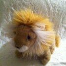 "Large 13"" Plush Carlmax Co. Lion Stuffed EUC"