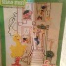 VTG 1977 Sesame Street Friends Scene NeedleCraft Kit Big Bird Oscar Bert Ernie