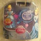 NEW Disney Princess Mini Doll Cinderella MagiClip Fashion W/ Bracelet For You