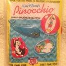Burger King Disney Pinocchio Summer Inflatables Figaro Bobber MIB