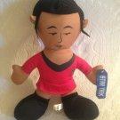"""14"""" 2013 NWT Star Trek Stuffed Toy Plush Stuffed Lt. UHURA Doll"""