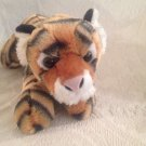"10"" Long Aurora Plush Stuffed Baby Benegal Tiger Cub VGUC"