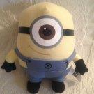 "2011 7"" Despicable Me Plush Stuffed One Eyed Yellow Minion"