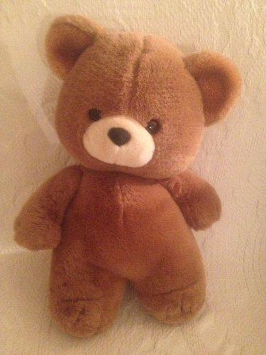 "Rare 12"" VTG 1985 Applause Timothy Teddy Bear Brown Plush Stuffed"