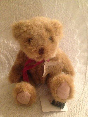 "5"" Russ Bears From The Past Chadsworth Sitting Plush Stuffed Teddy"