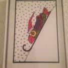 Rare Set 10 Blank Xmas Cards Parrot's Nib Jim Snapper Parrot Sledding
