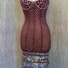 Latin dance dress for dance competitions