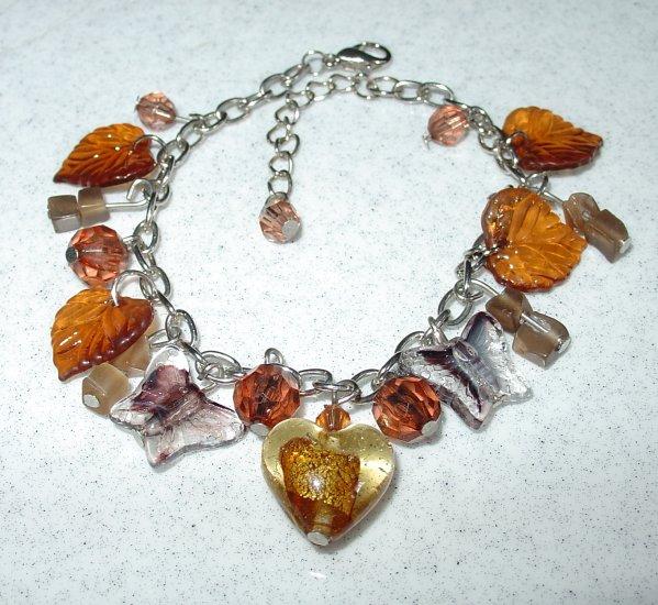 Brown Love Bracelet