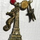Effiel Tower Necklace