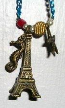 Effiel Tower Necklace