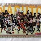 Naruto Mousepad / Pencil Board - Group Anime