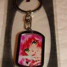 Tsubasa Chronicles Keychain - Sakura #2 Pink