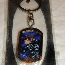 Tsubasa Chronicles Keychain - Syaoran #1 Blue