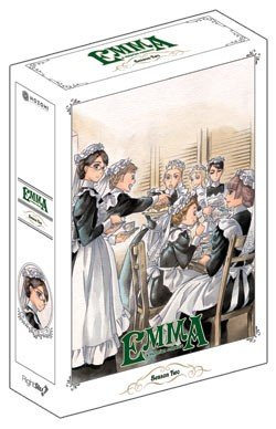 Emma: A Victorian Romance Season 2 DVD Collection