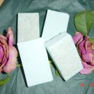 SANDALWOOD AND PEPPERMINT Handmade Soap - 4 OZ. BAR