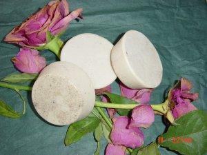 PLUMARIA AND CHAMOMILLE Handmade Soap - 3 OZ. TART