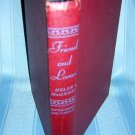 Friends and Lovers by Helen MacInnes 1947 edition AL1042