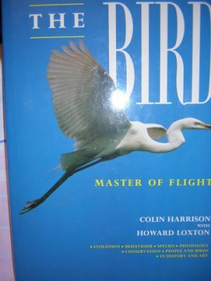 The Bird Master of Flight Colin Harrison 1st edition Folio book AL1045