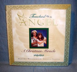 Touched by an Angel A Christmas Miracle S. Y. Cobb 1st  AL1055