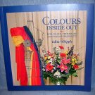 Colours Inside Out Edita Whipple illustrated signed 1st edition AL1081