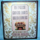 An English Country Lady's Book of Dried Flowers Docker  AL1109