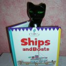 Ships and Boats  Nicola Wright/Dee Turner  1st edition AL1142