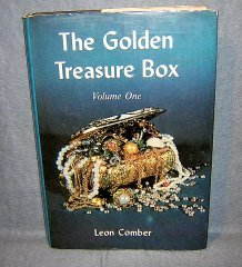 The Golden Treasure Box Vol. 1 Leon Comber Asian tales Rare book AL1197