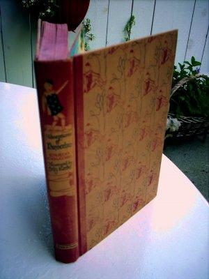 Adventures of Pinocchio Carlo Collodi Illustrated 1946 edition AL1228