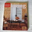 Martha Stewart Living magazine February 2002 decorating issue AL1267