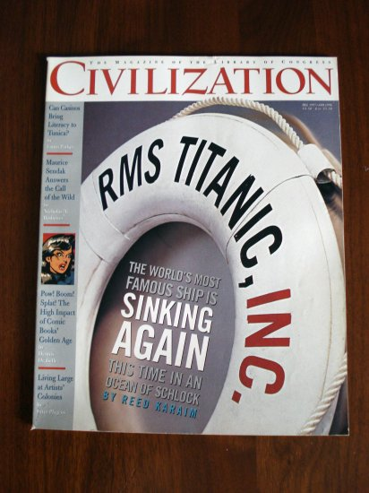 Civilization the Magazine of the Library of Congress Dec 97 Jan 98 AL1288