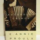 Accordion Crimes E Annie Proulx  novel 1996 PB AL1312