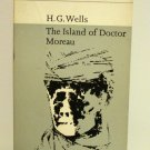 H G Wells The Island of Doctor Moreau science fiction PB AL1325