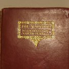 The Alhambra Washington Irving ill. Joseph Pennell 1908 leather gold AL1343