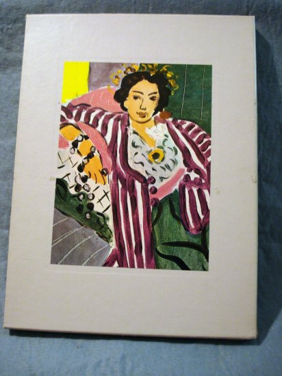 The World of Matisse Time Life Library of Art HB slip case AL1406