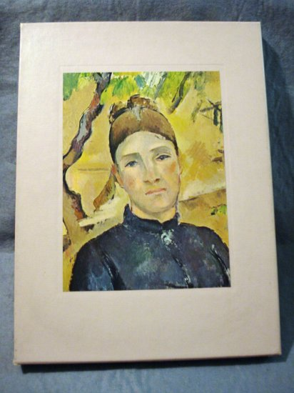 The World of Cezanne Time Life Library of Art Slipcase fine AL1424