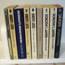 Dorothy L Sayers 7 PB novels 2 short story collections vintage mystery books AL1508