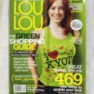 Lou Lou Canada's Shopping Magazine fashions April 2007 AL1538