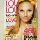 Lou Lou Canada's Shopping Magazine fashions May 2007 AL1541