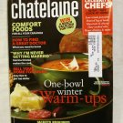 Chatelaine Magazine March 2007 comfort foods  AL1546