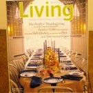 Marth Stewart Living Magazine November 2006 Thanksgiving back issue AL1583