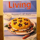 Marth Stewart Living Magazine July 2007 summer entertaining back issue AL1584