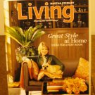Marth Stewart Living Magazine September 2007 decorating ideas for every room back issue AL1588