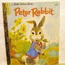 Peter Rabbit A Little Golden Book vintage edition  AL1589