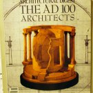Architectural Digest The AD 100 Architects1991 guide to worlds formost architects AL1607