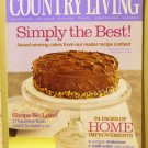 Country Living May 2005 back issue magazine prize winning cakes home improvements AL1622