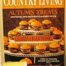 Country Living October 2005 back issue magazine Autumn Treats AL1626