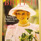 British Heritage back issue magazine Tribute to Diana  Dec/Jan 1997/98 AL1638