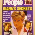People Weekly back issue magazine September 14, 1992 Diana's Secrets AL1657